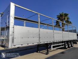 Leciñena moving floor semi-trailer SRP-3E AL PLATAFORMA CON LATERALES Y PISO MOVIL