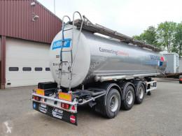 Semi remorque citerne ET39T Chemie Tank - Geisoleerd - ABS - 30.000L (O652)