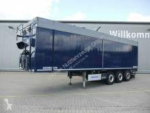 Moving floor semi-trailer Peischl 3ESPOS Schubboden 63m³*Lift*Alu Felgen