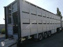 Полуремарке камион за превоз на прасета Macer