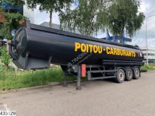 Merceron tanker semi-trailer Fuel 35000 Liter, 5 Compartments