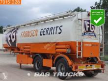 Полуремарке цистерна Welgro 97 WSL 33-24 46,5m3 / 7 Comp. / Lenkachse / NL-Trailer