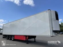 Schmitz Cargobull Tiefkühler Multitemp Doppelstock Trennwand Auflieger gebrauchter Isotherm