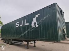 Semirremolque furgón Lecitrailer furgon paquetero