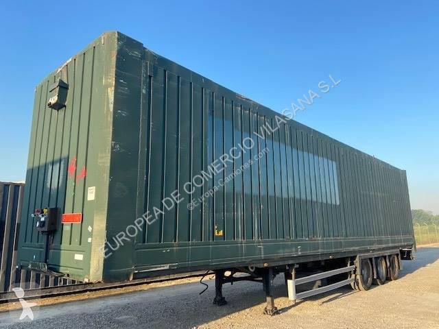 View images Lecitrailer furgon textil semi-trailer