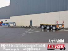Semirremolque caja abierta Faymonville 3-Achs-Tiefbett - teleskopierbar - 3x12 t Achsen