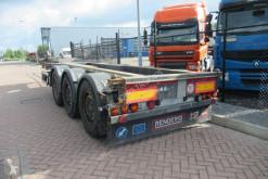 Полуремарке контейнеровоз Renders Euro 800 / SAF + Disc / 2x Extendable