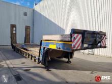 Oplegger blad/lames/steel semi-trailer used heavy equipment transport