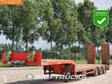 Полуремарке превоз на строителна техника Nooteboom OSD