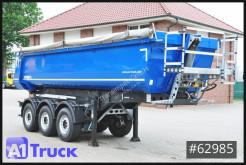 Semirremolque volquete Schmitz Cargobull SGF S3 Stahl, Lift, Rollplane, Pendeklappe
