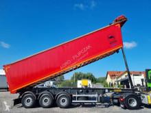 Semitrailer Wielton lastvagn bygg-anläggning begagnad