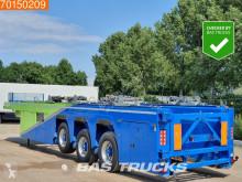Faymonville gépszállító félpótkocsi ILO-3 Prefa-3HL Innenlader 2x Liftachse BPW