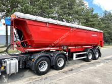 Náves korba Galtrailer 25m³ - 2-AS - HARDOX - GEÏSOLEERD - EL. BACHE - HYDR. ACHTERKLEP - 8m50 - SAF - DISC - 445/65R22.5 - KEURING 12/04/2022 - 37T -