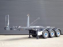 Van Hool konténerszállító félpótkocsi A3C002 / 30 TON HAAK SYSTEEM / LIFT AS