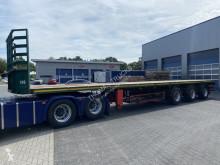 Nooteboom flatbed semi-trailer OVB 39 03V, Tele-trailer, 19.80 Mtr.