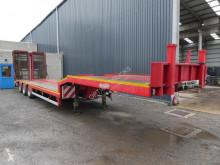 Semirimorchio Nooteboom OSD trasporto macchinari usato
