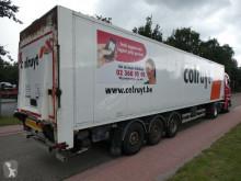 Van Hool box semi-trailer 3B0064