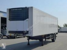 Schmitz Cargobull SKO 10*Carrier Maxima1200*SAF-Achse*LBW* gebrauchter Kühlkoffer
