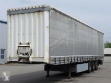 Krone SD*TÜV*SAF-Achsen*Liftachse*P semi-trailer used tarp