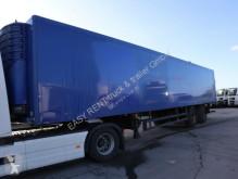 Semirimorchio frigo Schmitz Cargobull SKO 20 LBW, Lenkachse