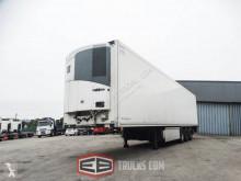Krone SD semi-trailer used refrigerated