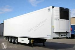 Krone SDR 27 Doppelstock Blumenbreit Liftachse Alcoa semi-trailer used refrigerated