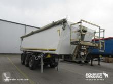 Schmitz Cargobull tipper semi-trailer Semitrailer Tipper Alu-square sided body 27m³