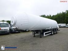 Yarı römork Robine CO2 gas tank steel (R28.6BN) 25.9 m3 + pump/counter tank gaz ikinci el araç