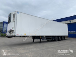 Schmitz Cargobull Tiefkühler Standard Doppelstock semi-trailer used insulated