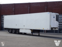 Schmitz Cargobull mono temperature refrigerated semi-trailer SCB*S3B - Thermoking SLXe Spectrum Bi Temp - FRC 10-2022 - Diesel/electric