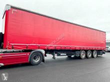 Kögel S24 semi-trailer used reel carrier tautliner