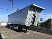 Fliegl tipper semi-trailer benne Fliegl aluminium 57m3 neuve DISPO