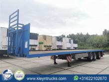 Jumbo DO280 S8 semi-trailer used flatbed