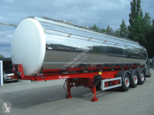 Tanker semi-trailer T3P / 4 KAMMERN