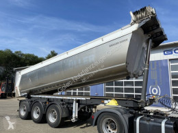 Meiller tipper semi-trailer Auflieger F.X. Meiller MHPS 44 /KISA3 ISO Thermo