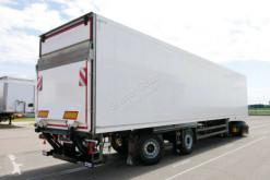 Semitrailer Schmitz Cargobull SKO 18/ LZG / TRIDEC LENKUNG / LBW 2000 kg /CITY transportbil begagnad