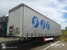 Krone Semitrailer Curtainsider Standard semi-trailer used tautliner