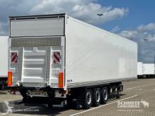 Semitrailer Schmitz Cargobull Trockenfrachtkoffer Standard Ladebordwand transportbil begagnad