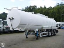 Magyar tanker semi-trailer Jet fuel tank alu 37.6 m3 / 1 comp