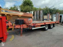 Robuste Kaiser heavy equipment transport semi-trailer KAISER