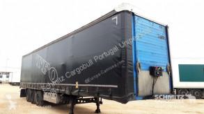 Lecitrailer tautliner semi-trailer Lona para empurrar Padrão