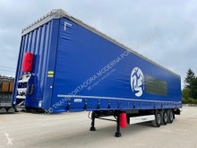 Krone Semi Reboque semi-trailer used reel carrier tautliner