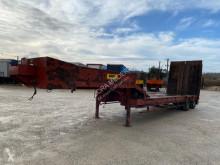 ACTM Semi Reboque Auflieger gebrauchter Maschinentransporter