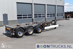 Schmitz Cargobull container semi-trailer SCF 24 G | 2x20-30-40ft HC * AUSZIEHBARES HECK