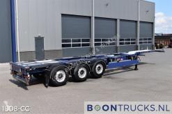 Návěs nosič kontejnerů Pacton ET3 | 2x20-30-40ft * STUURAS * LIFTAS * APK/ADR 12-2021
