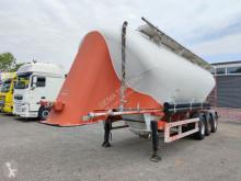 Trailer Spitzer BBS F28 EUT 39m³ SAF-Assen - Schijfremmen - ALU (O694) tweedehands tank