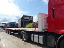 Fruehauf MEGA semi-trailer used flatbed