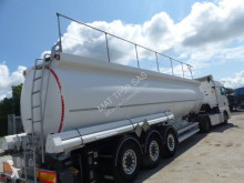 Semirremolque Magyar cisterna hidrocarburos usado