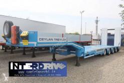 Ceylan Treyler半挂车 carrellone 4assi allungabile nuovo 机械设备运输车 新车