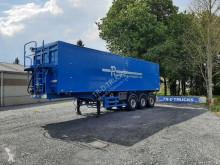 Stas tipper semi-trailer M 50 3 - aluminium